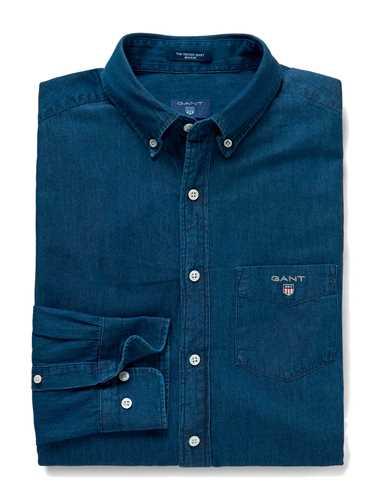 Picture of GANT | Men's Indigo Shirt