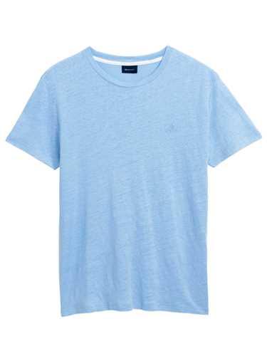 Picture of GANT | Men's Linen T-Shirt