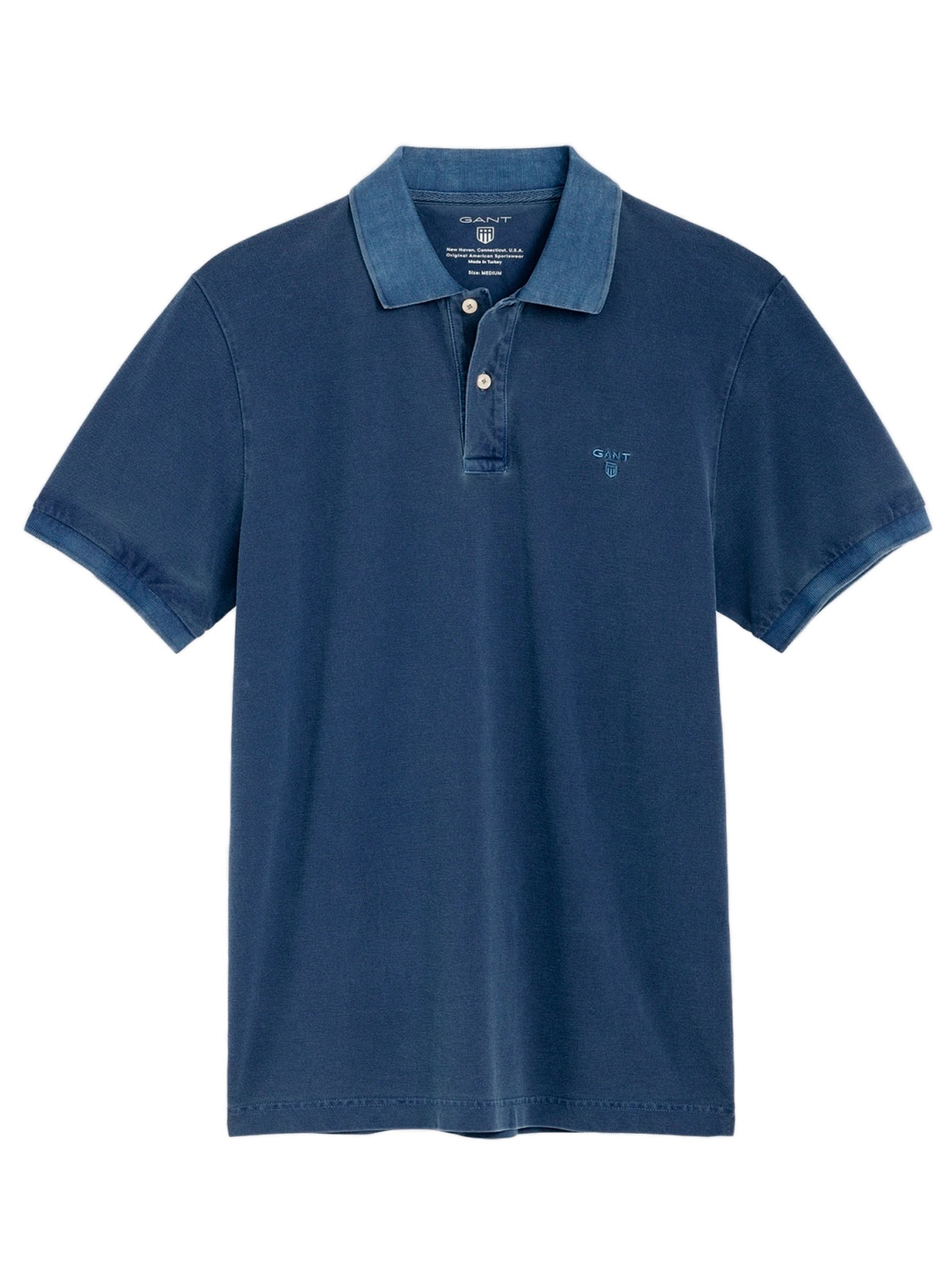 Picture of GANT | Men's Sunbleached Polo Shirt