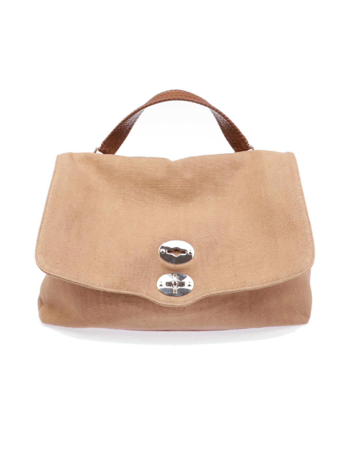 Picture of ZANELLATO | Postina L Canvas Bag