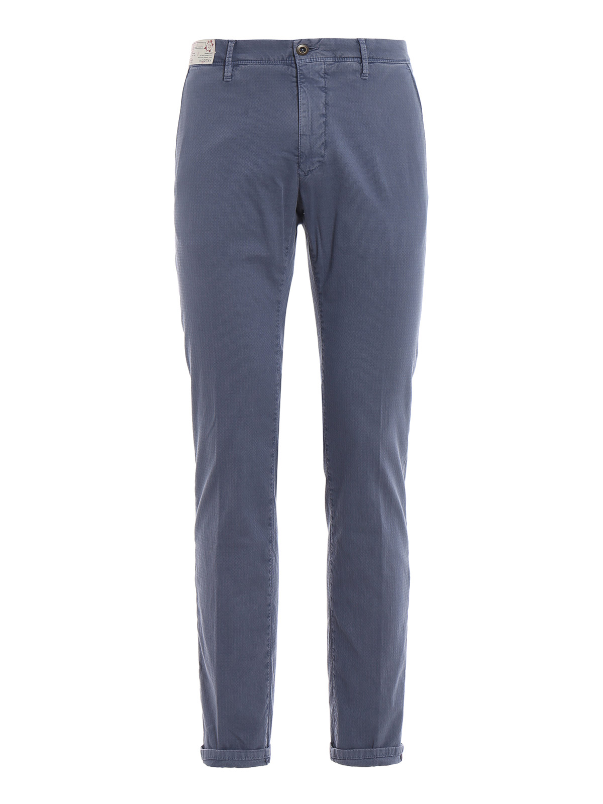 Picture of INCOTEX | Men's Stretch Chino Trousers