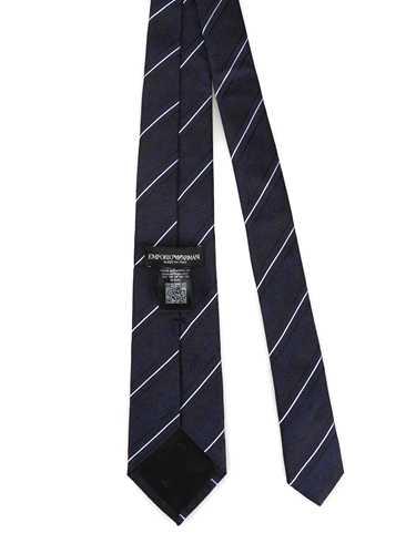 Picture of EMPORIO ARMANI | Men's Silk Tie