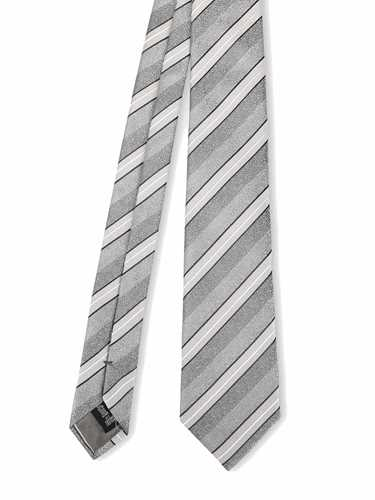 Picture of EMPORIO ARMANI | Men's Silk Tie