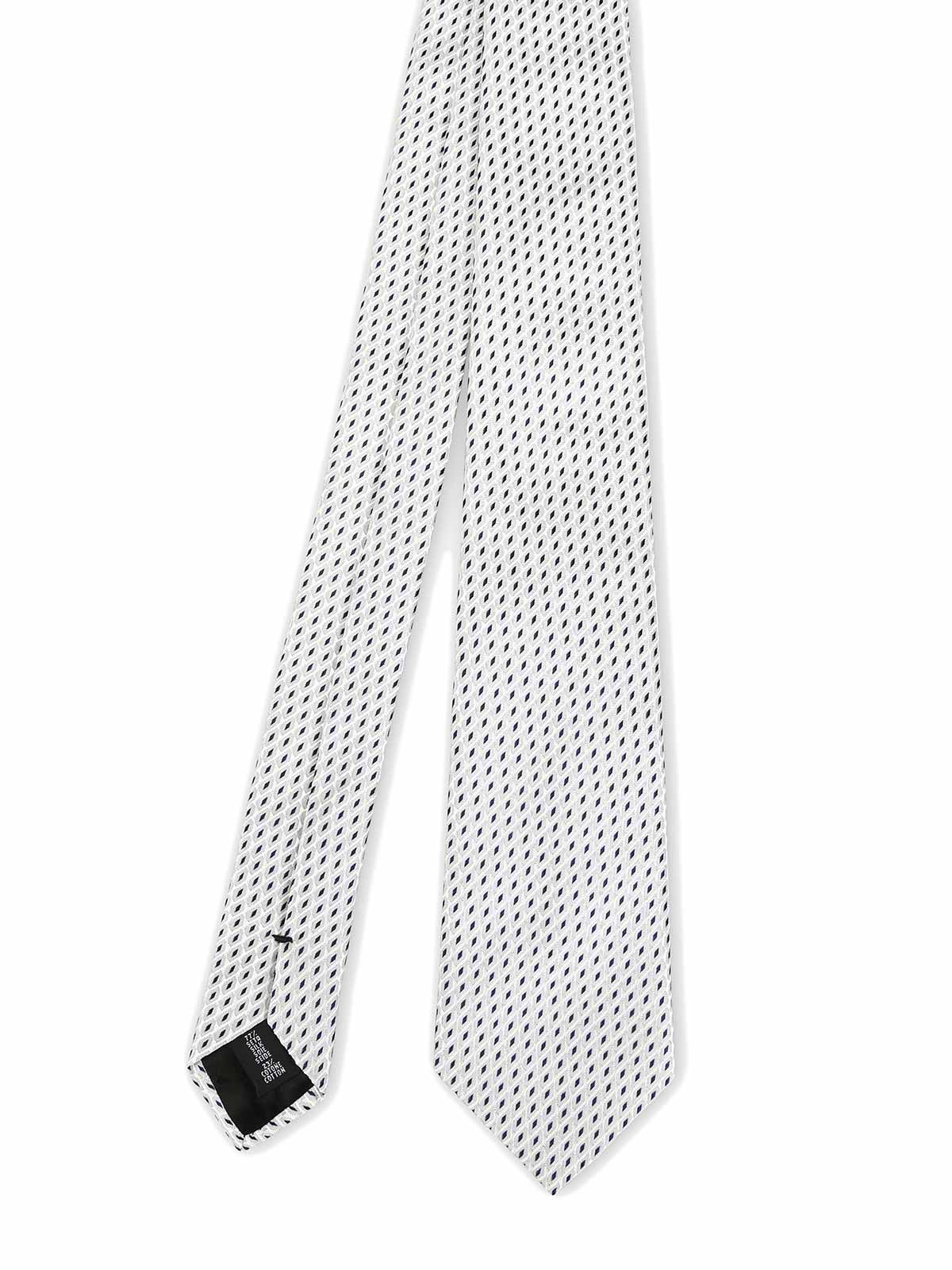 Immagine di EMPORIO ARMANI | Cravatta Uomo in Seta Jacquard