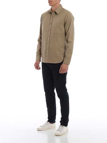 Picture of ASPESI | Men's Shirt with Pockets