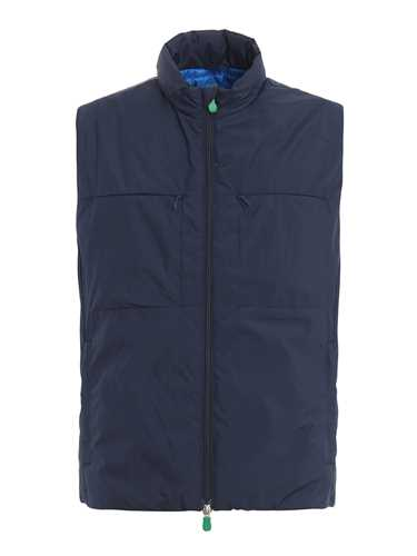Picture of SAVE THE DUCK | Men's Padded Vest D8516M