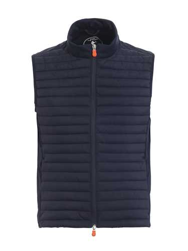 Picture of SAVE THE DUCK | Men's Quilted Vest D8587M