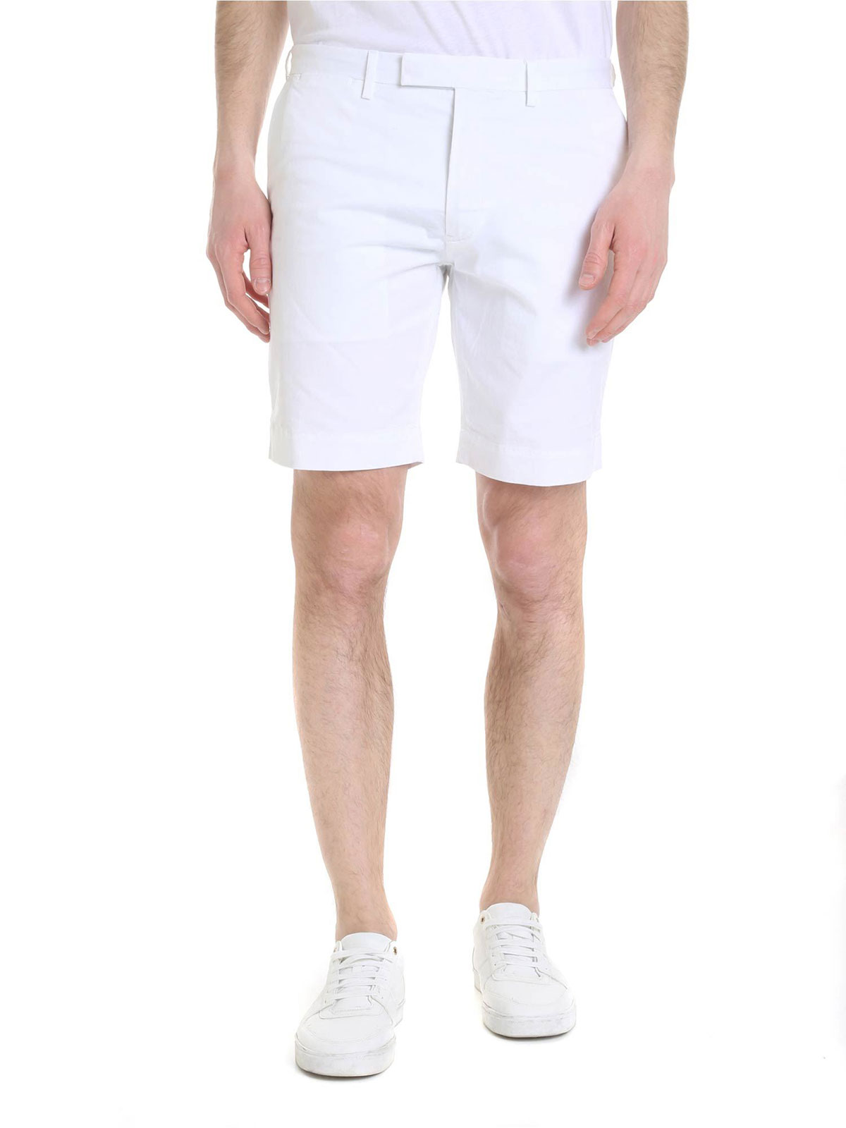 best service d1d32 33394 POLO RALPH LAUREN Men's Stretch Bermuda