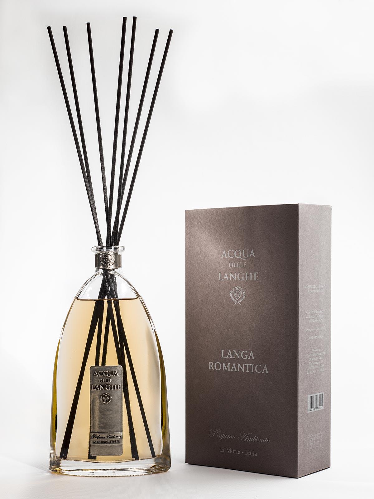 Immagine di ACQUA DELLE LANGHE | Fragranza Langa Romantica 500ml