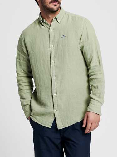 Immagine di GANT | Camicia Uomo in Lino Tinto