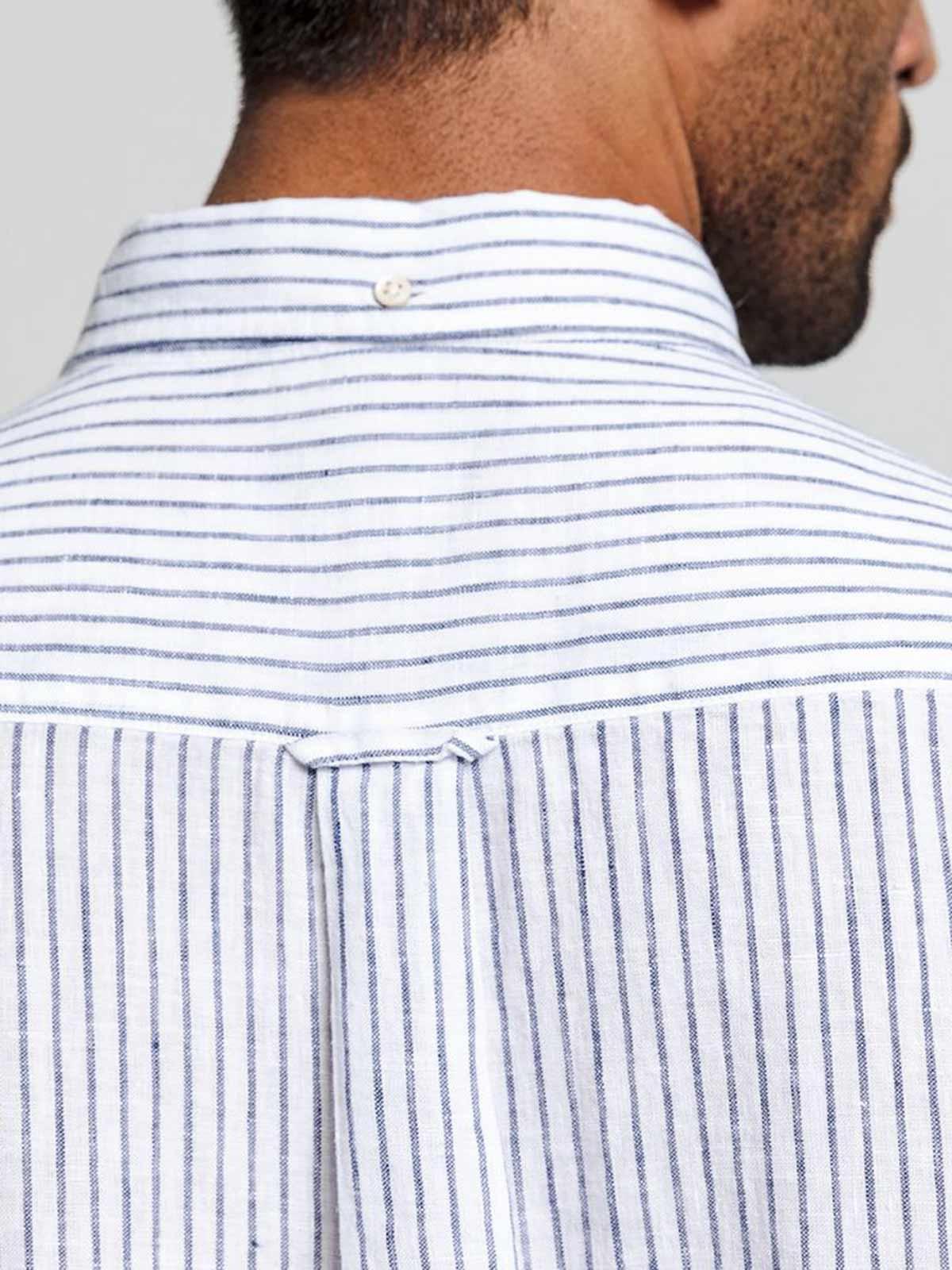 Immagine di GANT | Camicie THE LINEN STRIPE REG BD
