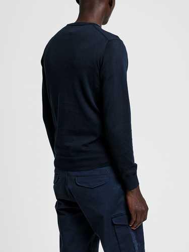 Picture of GANT | Men's Cotton V-Neck Jumper
