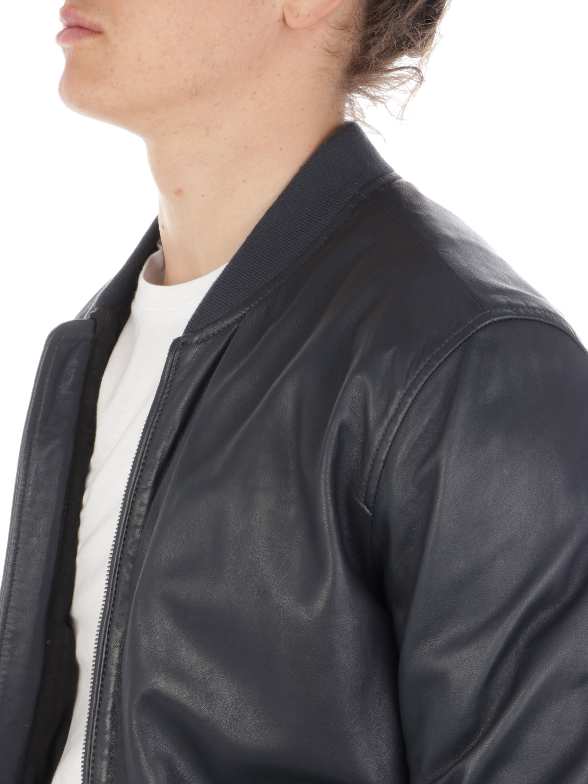 Picture of PROLEATHER | Men's Fuss Leather Jacket