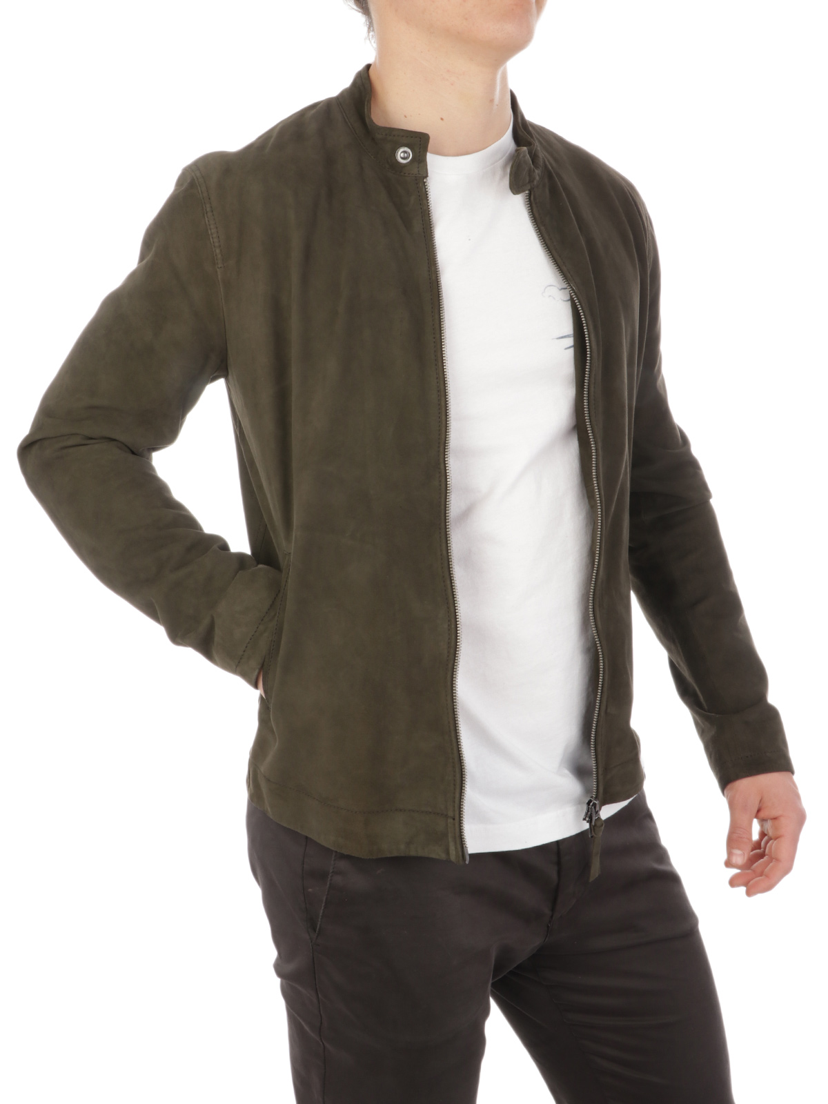 Picture of PROLEATHER | Men's Roof Suede Jacket