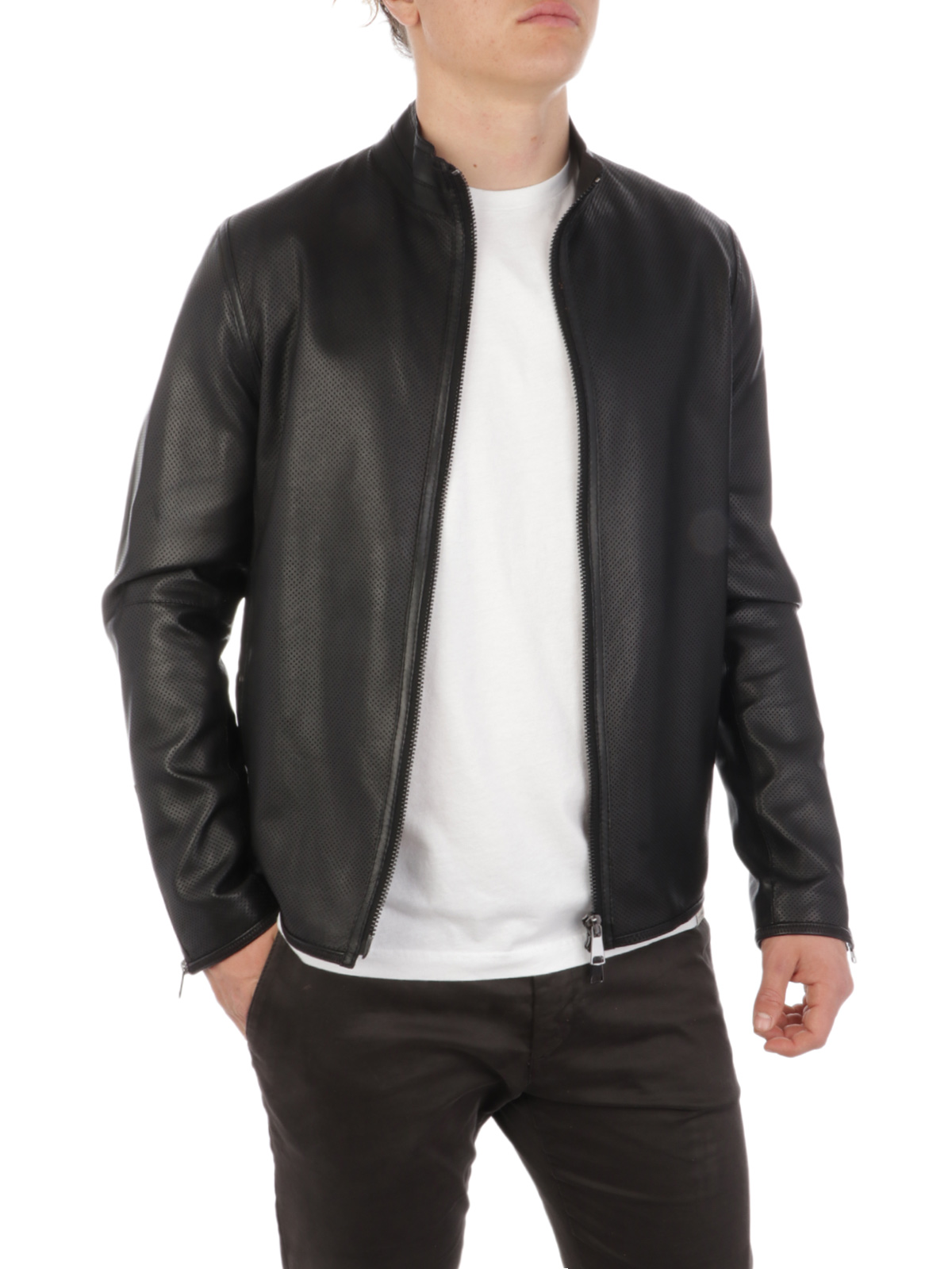 Picture of THE JACK LEATHERS | Men's Tommy Leather Jacket