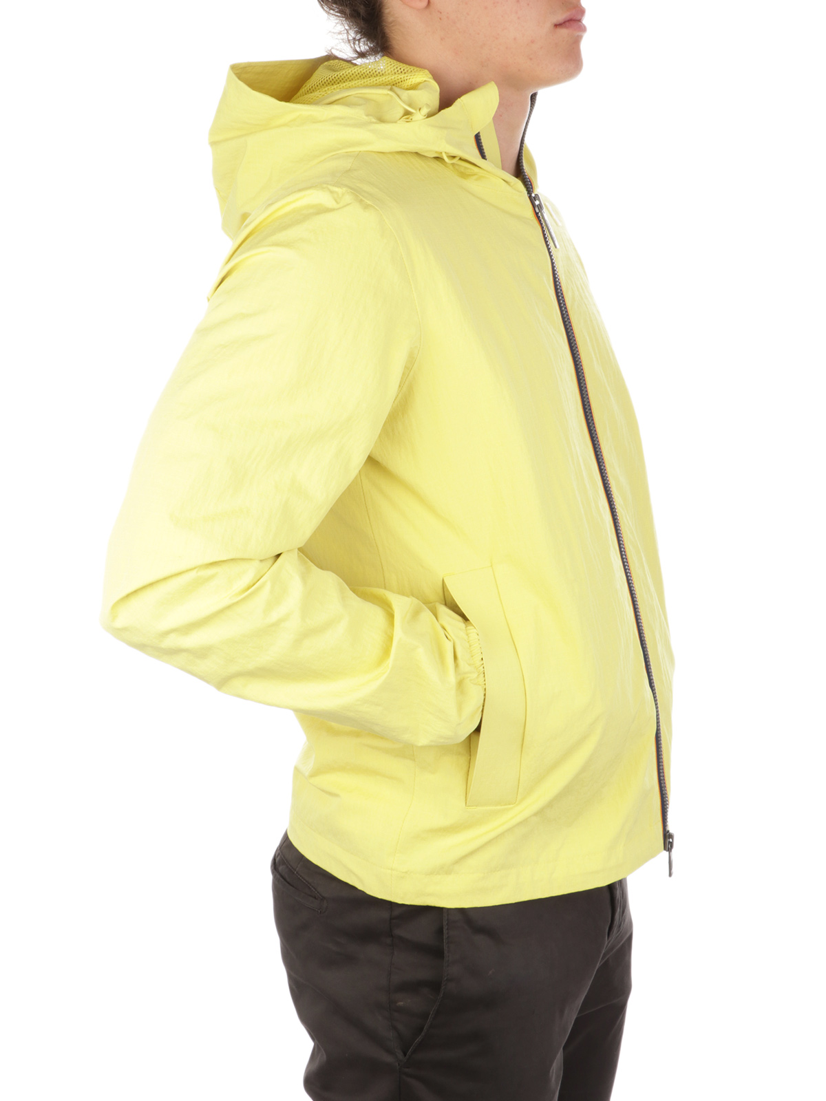 Picture of K-WAY | Men's Jacques Crinkle Rip Stop Jacket