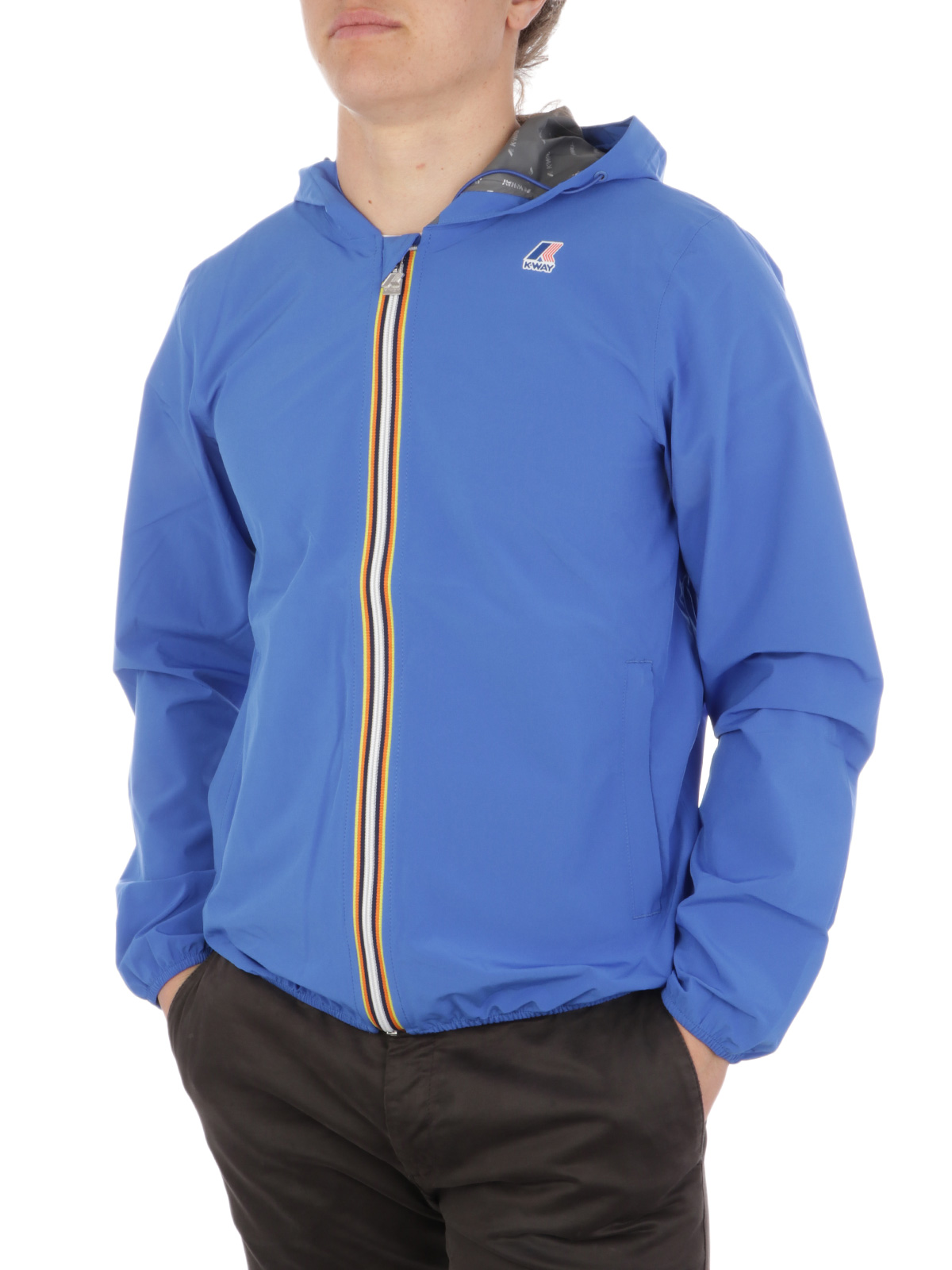 Picture of K-WAY | Men's Jacques Stretch Dot Jacket
