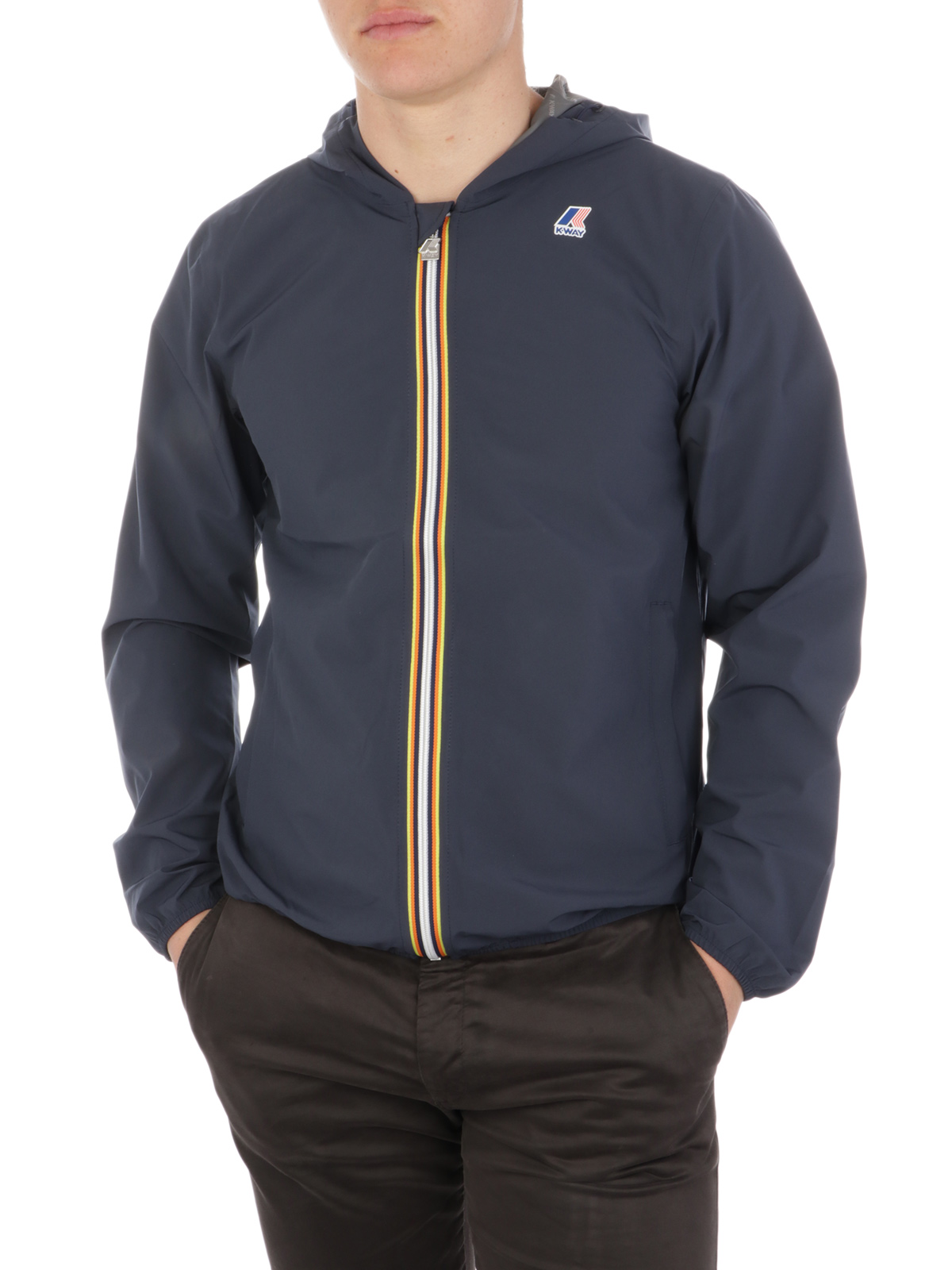 Picture of K-WAY   Men's Jacques Stretch Dot Jacket