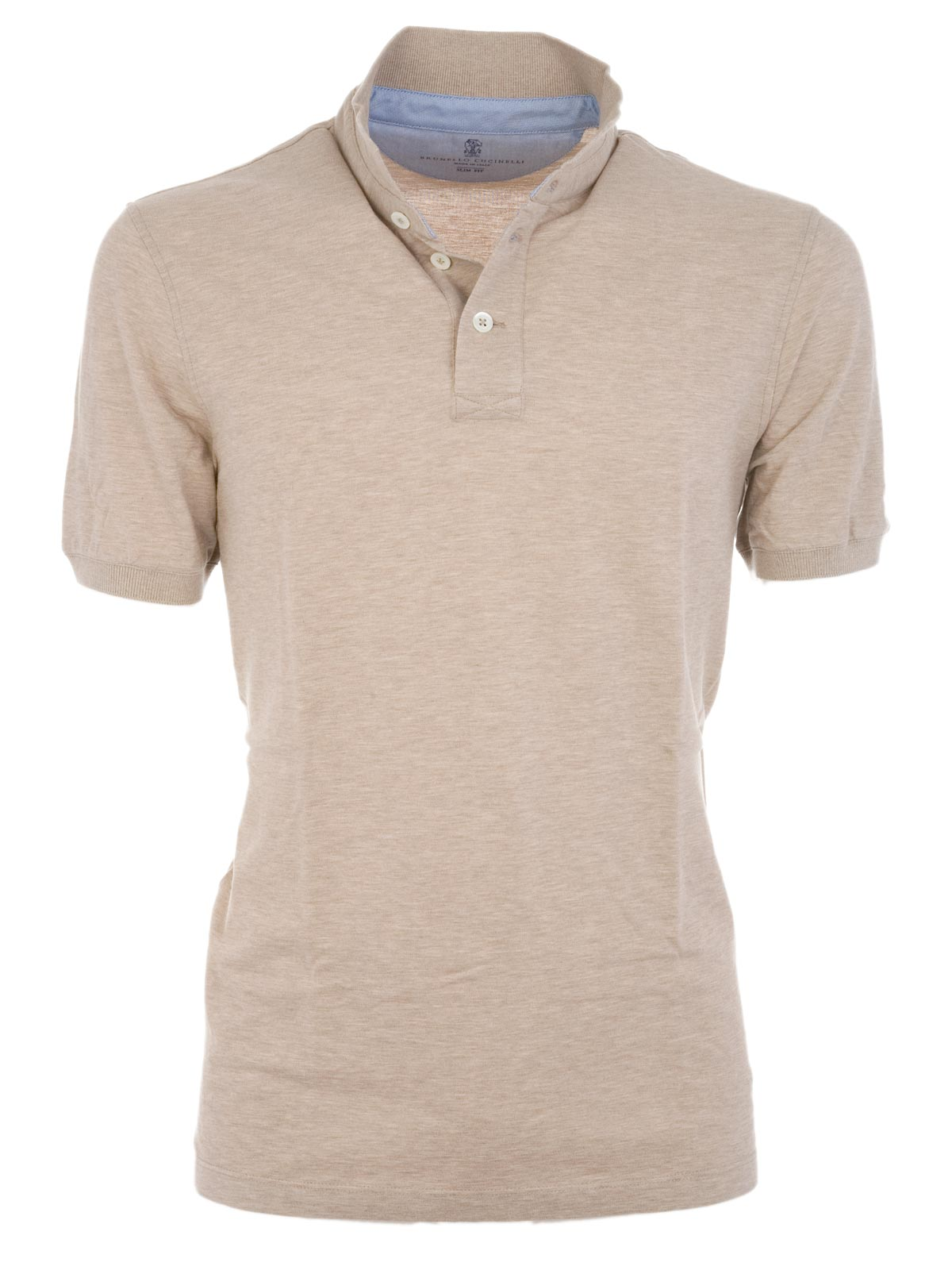Picture of BRUNELLO CUCINELLI | Classic Polo Shirt