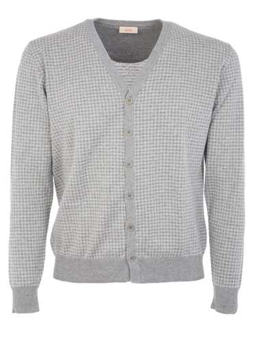 Picture of ALTEA | Cotton Micro Cardigan