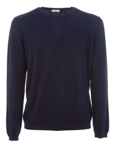 Picture of ALTEA | Crewneck Cotton Sweater