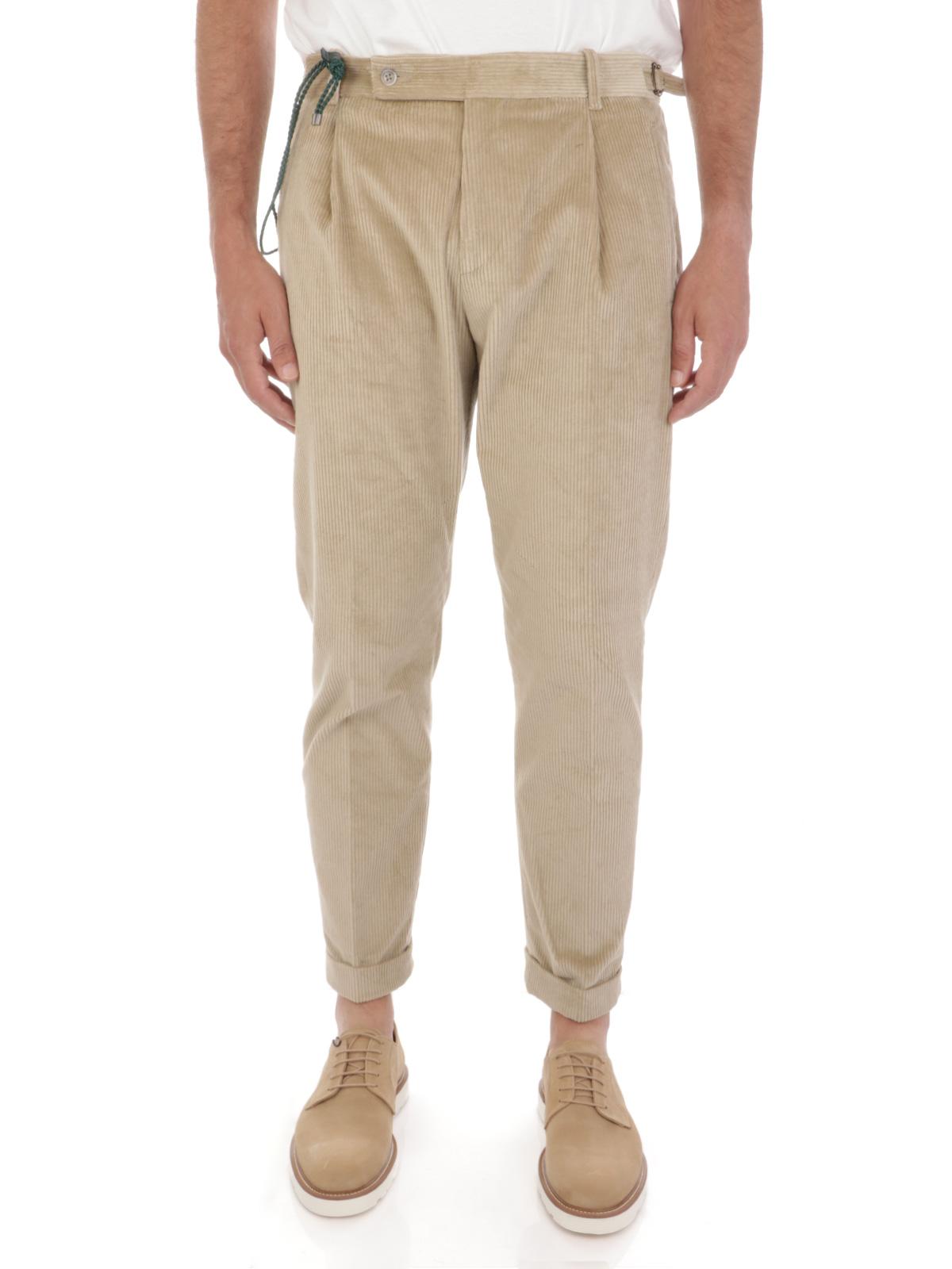 Picture of Berwich | Trousers Pantalone Retro