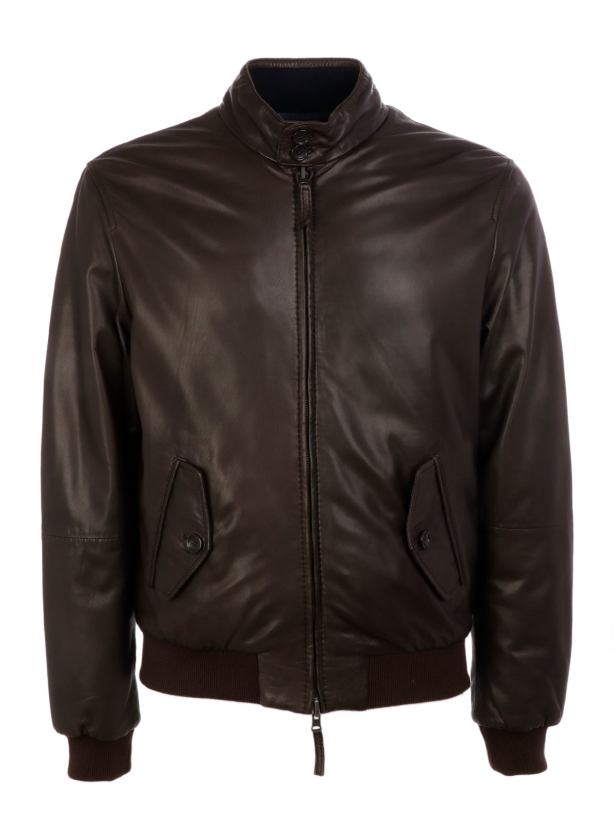 Picture of ALTEA | Men's Reversible Leather Jacket
