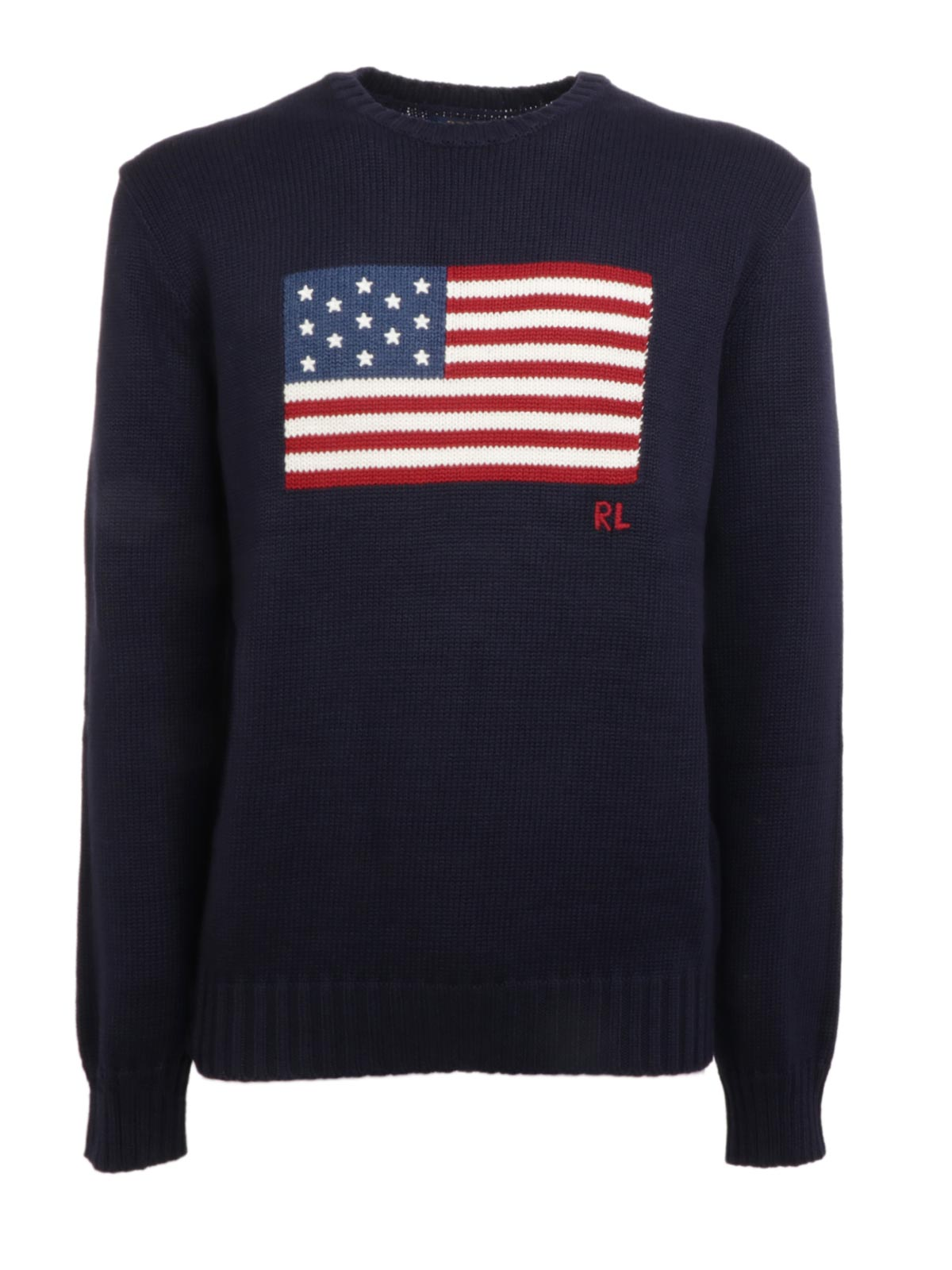 Picture of POLO RALPH LAUREN | Men's USA Sweater