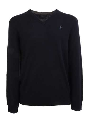 Picture of POLO RALPH LAUREN | Men's V-Neck Merino Pullover