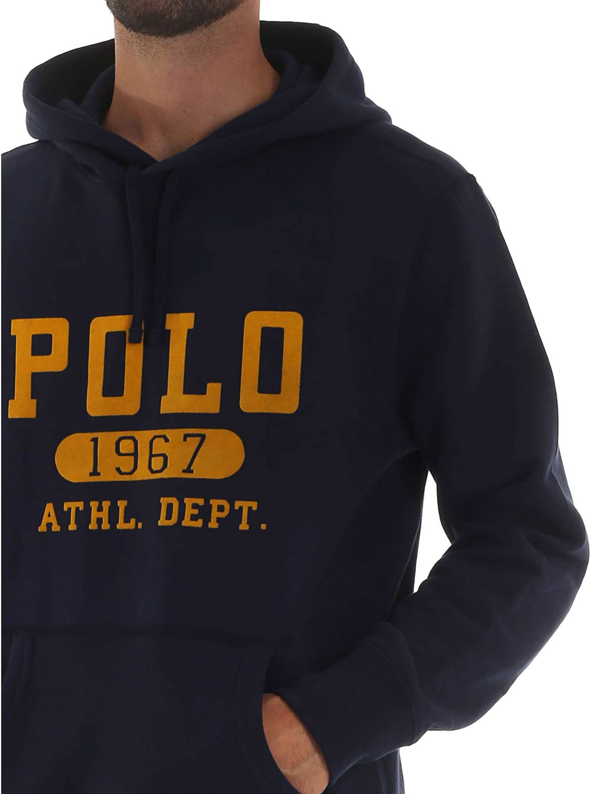 Picture of POLO RALPH LAUREN | Men's Polo 1967 Hoodie Sweatshirt