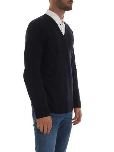 Picture of POLO RALPH LAUREN   Men's V-Neck Merino Pullover