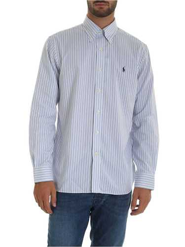 Picture of POLO RALPH LAUREN | Men's Striped Cotton Shirt