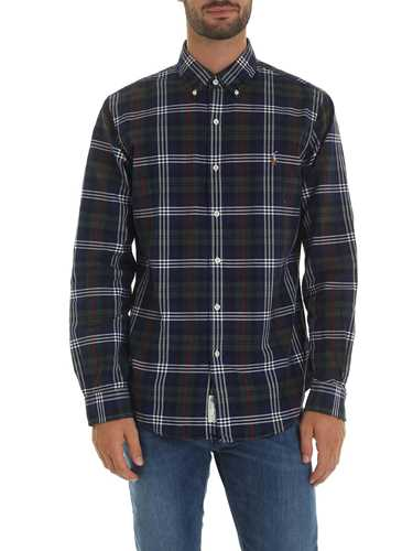 Picture of POLO RALPH LAUREN | Men's Tartan Cotton Shirt