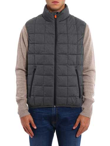 Picture of SAVE THE DUCK | Quilted Vest D8415M