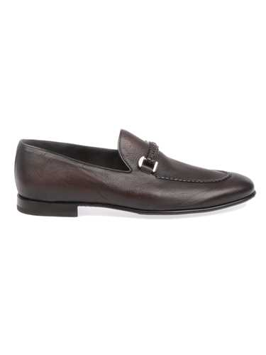 Picture of BARRETT | Men's Loafer with Braided Horsebit