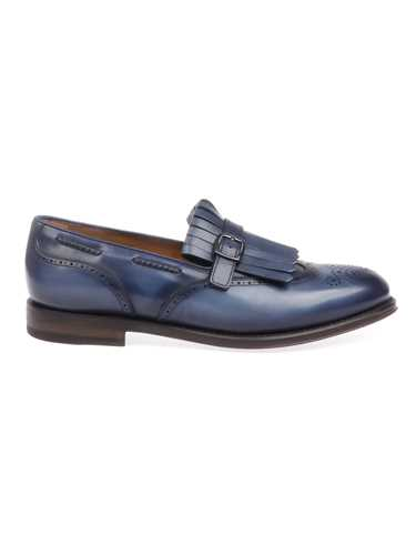 Picture of BARRETT | Men's Loafer with Fringes