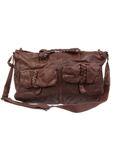 Picture of THE JACK LEATHERS | Leather Club House Bag