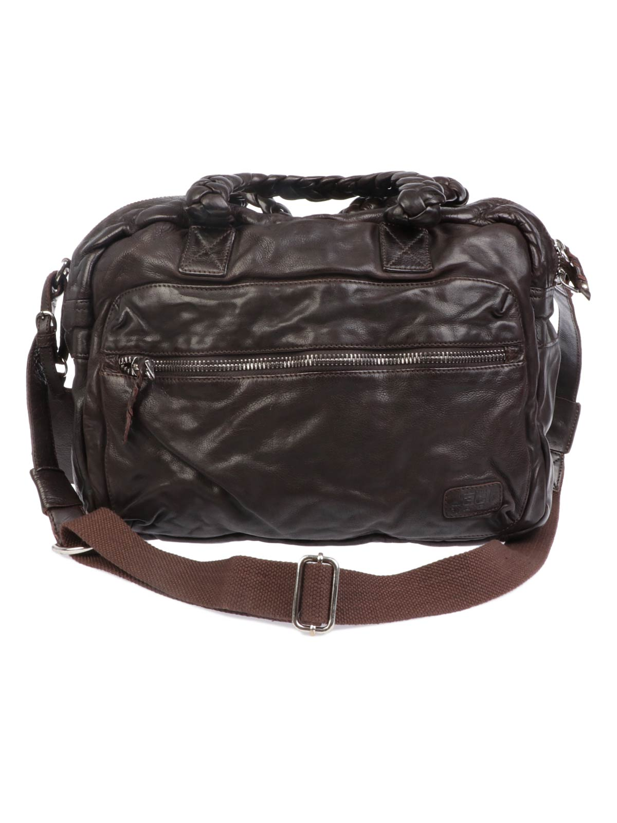 Picture of THE JACK LEATHERS | Leather Caddy Bag