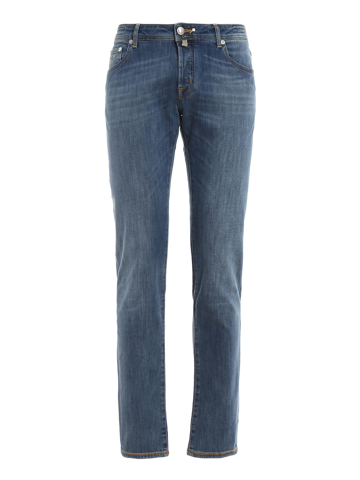 Picture of JACOB COHEN | Men's Light Denim Jeans