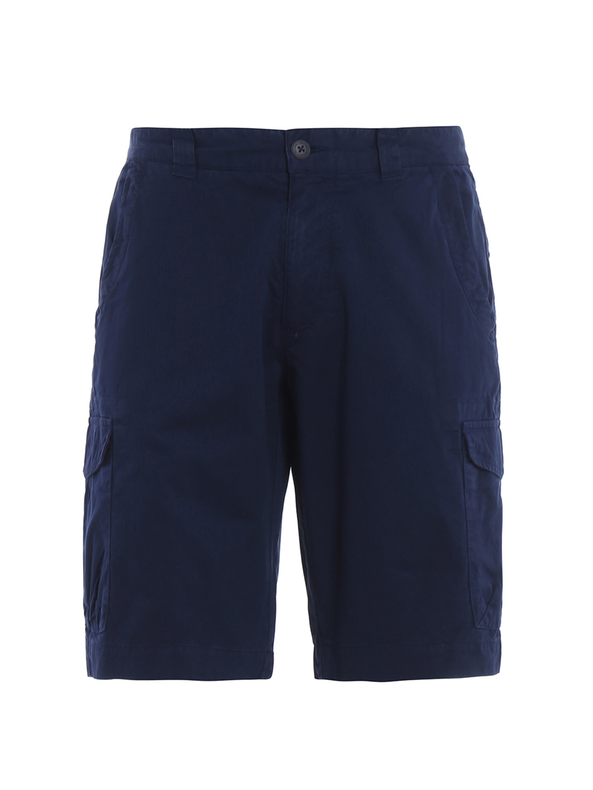 Picture of WOOLRICH | Men's Short Cargo Pants