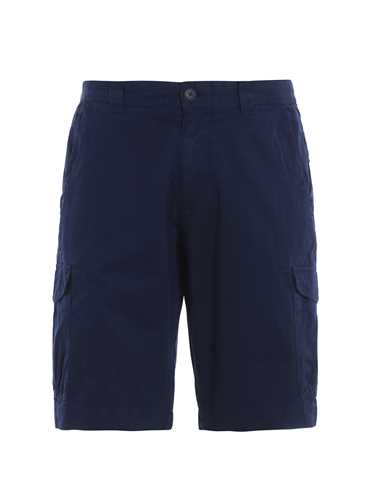 Picture of WOOLRICH | Men's Short Cargo Pants