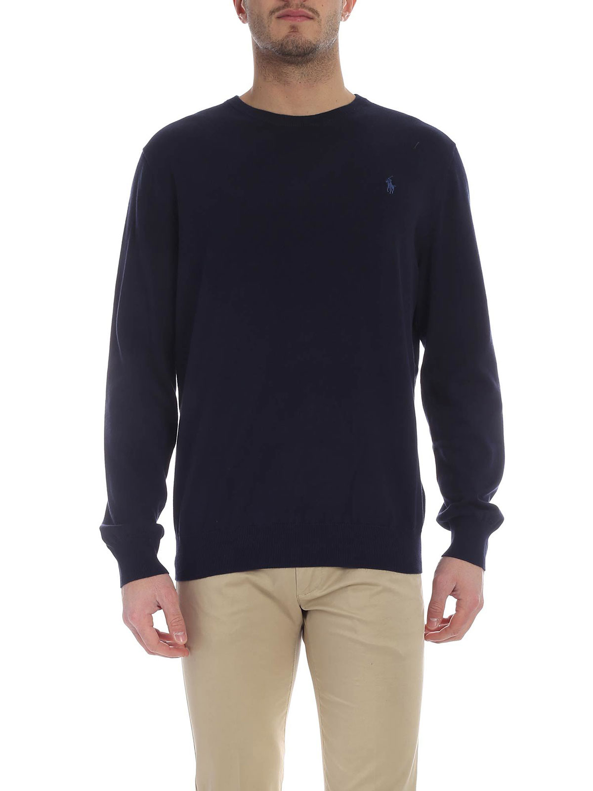 Immagine di POLO RALPH LAUREN | JERSEY LONG SLEEVE SWEATER