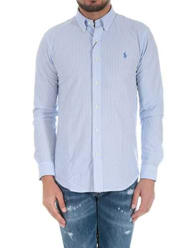 Picture of POLO RALPH LAUREN | Men's Oxford Striped Shirt