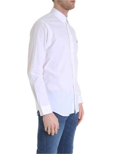 Picture of POLO RALPH LAUREN | Men's Solid Slim Fit Shirt
