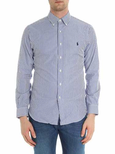 Picture of POLO RALPH LAUREN | Men's Striped Slim Fit Shirt