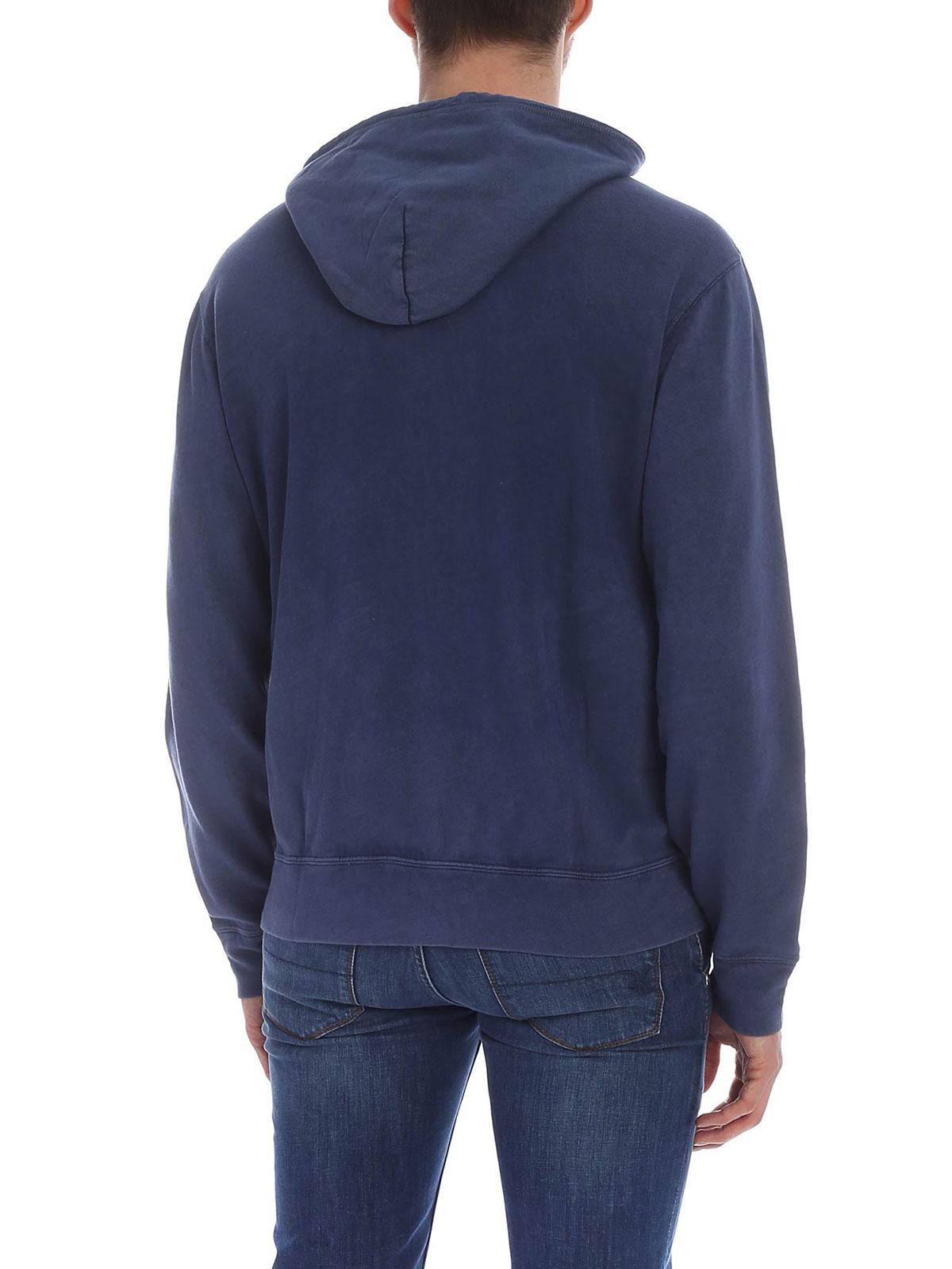 Picture of POLO RALPH LAUREN   Men's Full Zip Hoodie