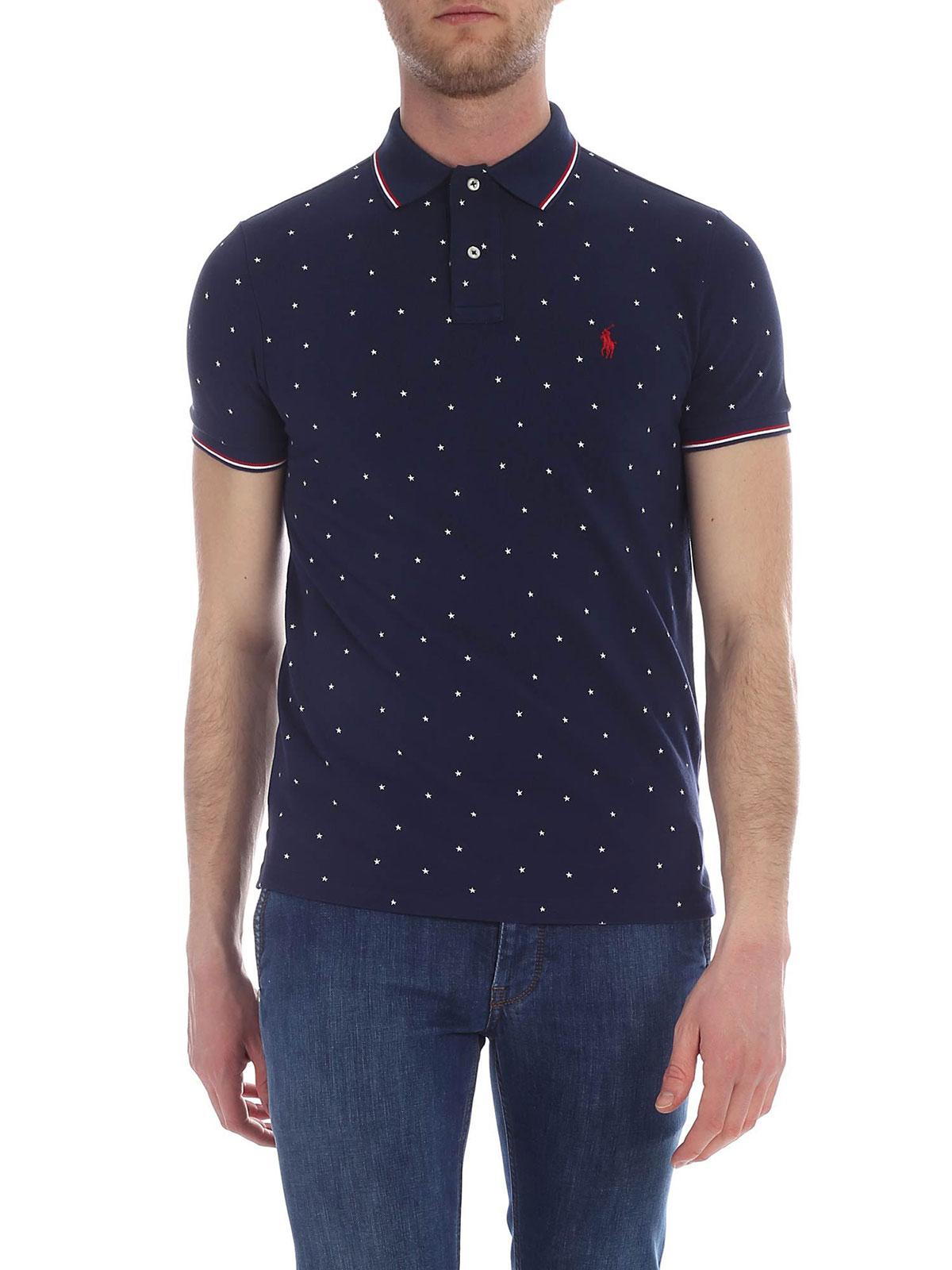 Picture of POLO RALPH LAUREN | Men's Stars Polo Shirt