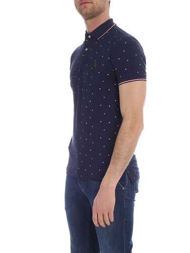 Picture of POLO RALPH LAUREN | Men's Stars Polo Shirt