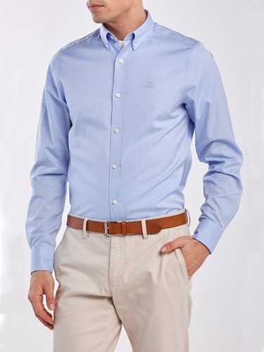 Immagine di GANT | Camicia Uomo Pinpoint Regular Fit