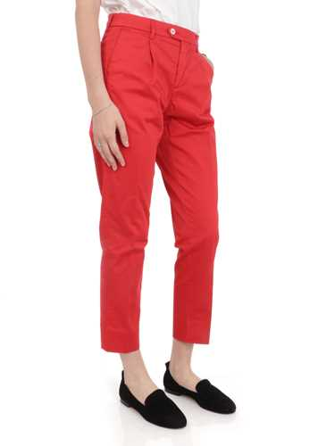 Picture of OAKS | Women's Elle Cotton Trousers